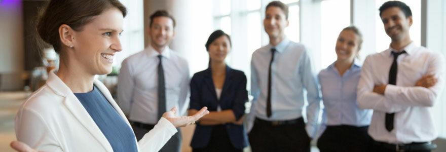 Le coaching pour accompagner les dirigeants et les managers